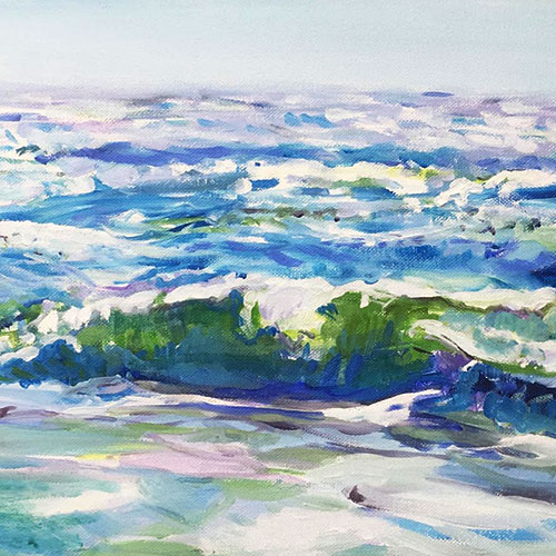 Blue Waters - Katherine Wynn Patrick