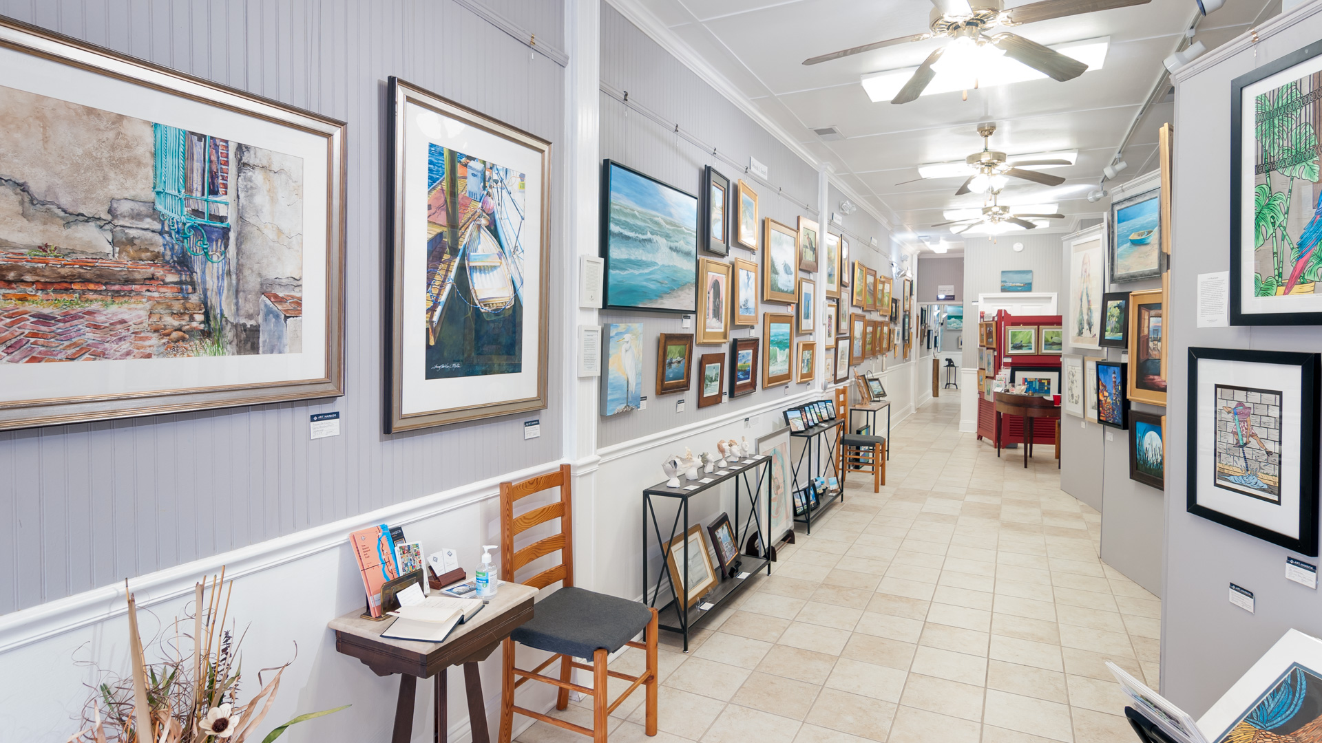 Welcome to Art Harbor Gallery!