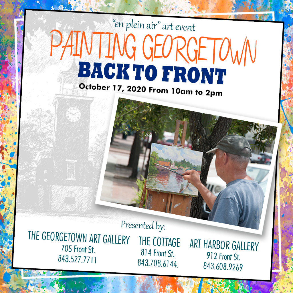 Paint Georgetown Event