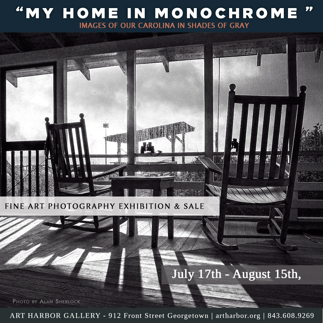 Exhibition: My Home in Monochrome