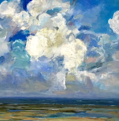 Clouds - Debanjana Bhattacharjee